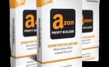 Azon Profit Builder Review – Create Profitable Amazon Sites in 1-Click 3