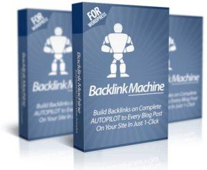 Backlink Machine Review | Huge BONUS – Build Backlinks in 1-Click & Rank Your Site Higher