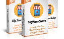 Digi Store Builder Review | Huge BONUS – Launch Your Own Online Digital Store in 60 Seconds 3