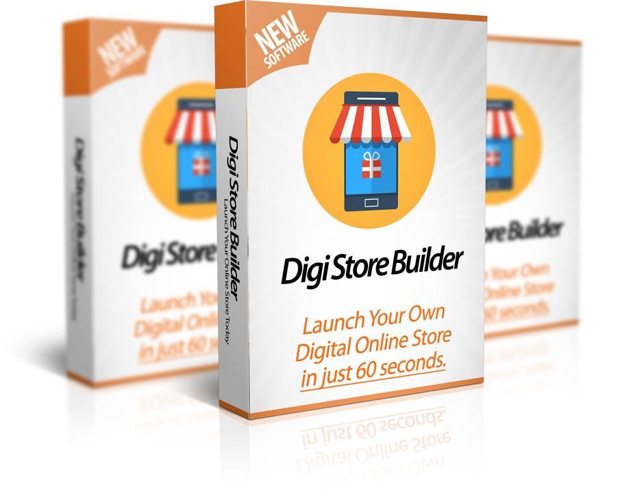 Digi Store Builder Review | Huge BONUS – Launch Your Own Online Digital Store in 60 Seconds