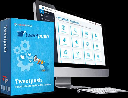 TweetPush PRO Review | Huge BONUS – Get Twitter Traffic On Complete Autopilot