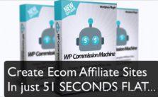 WP Commission Machine Review | Huge BONUS – Passive Income from AliExpress, Ebay & Amazon 1